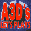 Lets Play with A3D