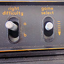 Atari 2600 right-side switches