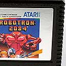 Atari 5200 Robotron game cartridge