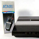 Atari 5200 SuperSystem: front view