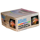 Atari 5200 Trak Ball controller Box