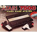 Atari 7800 ProSystem in original box