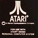 Atari 800 power supply box