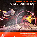 Star Raiders game for Atari 800