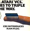 Ram Plus ad from CBS Electronics