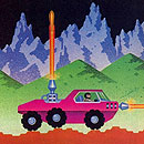 Atari Moon Patrol for the 2600 and 5200