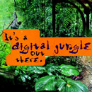 Atari It's a digital Jungle out there