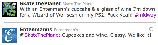 Entenmanns tweets