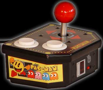 multi game joystick with classic arcade games