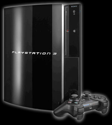 Sony PlayStation 3 console PS3