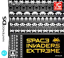 Space Invaders Extreme for Nintendo DS