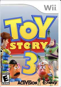 toy Story 3 on Wii