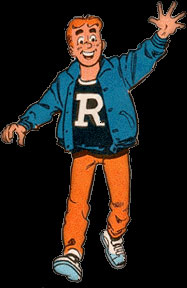 Archie Andrews from Archie Comics