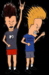 Beavis and Butthead Return to Mtv