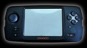 Caanoo - The Handheld Video Game Emulator