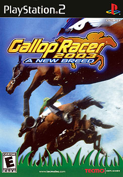 Gallop Racer 2003 for PS2 video game
