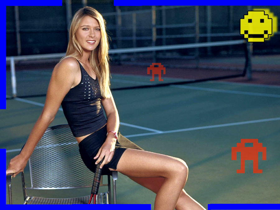 Maria Sharapova Defeats Qotile at The French Open