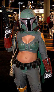 Star Wars Ms. Boba Fett