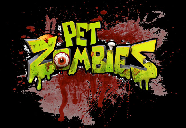 Nintendo 3DS Pet Zombies logo