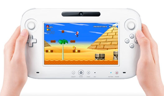 First Look at the Wii U Console From Nintendo