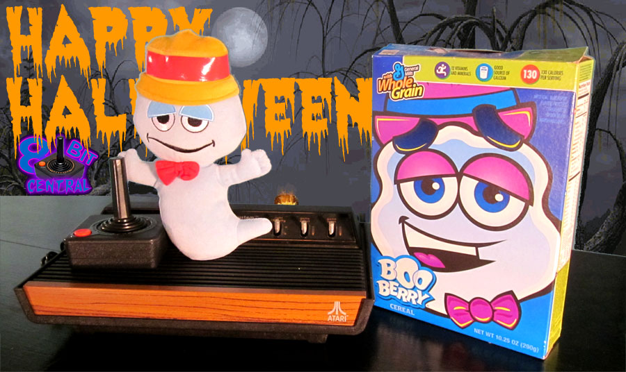 Happy Halloween to Retro Gamers everywhere!