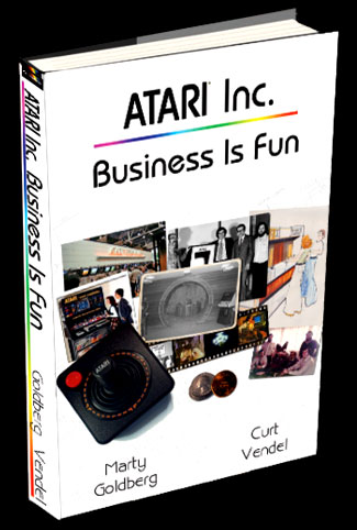 Atari Inc - Business Is Fun - book