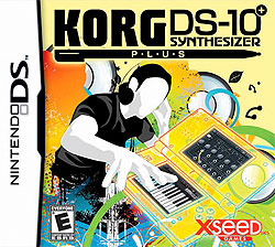 Korg DS + for Nintendo DS