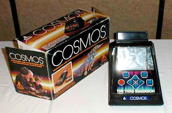 Atari Cosmos with packaging/box