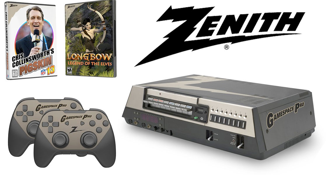 Console Wars Heat Up As Zenith Unveils Gamespace Pro