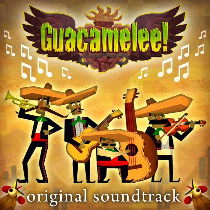 Soundtrack to Drinkbox Studios' Guacamelee game