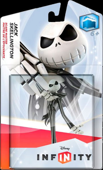 NBX Jack Skellington figure for Disney Infinity
