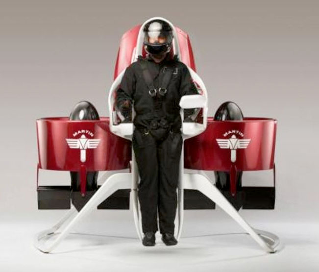 The Martin Jetpack