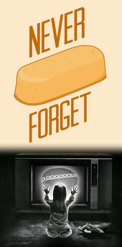 Never forget the wonder of eating Hostess products