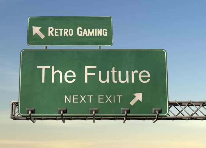 The future of Retro Gaming