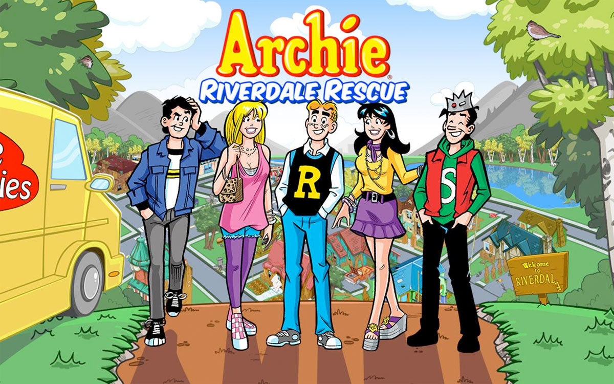 Riverdale Rescue mobile game