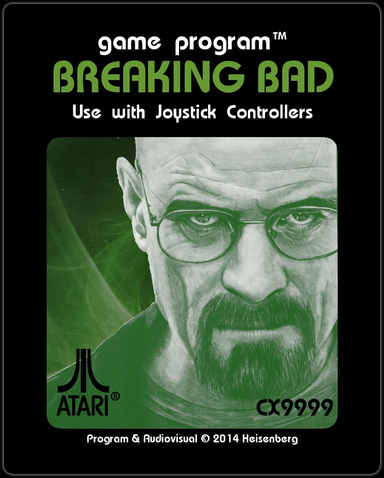 We need a Breaking Bad video game