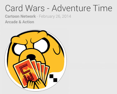 Card Wars for Android