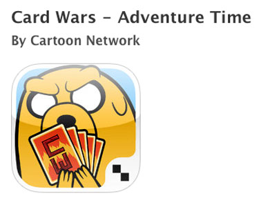 Card Wars for iOS