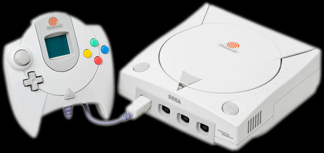 Sega Dreamcast is 15 years old