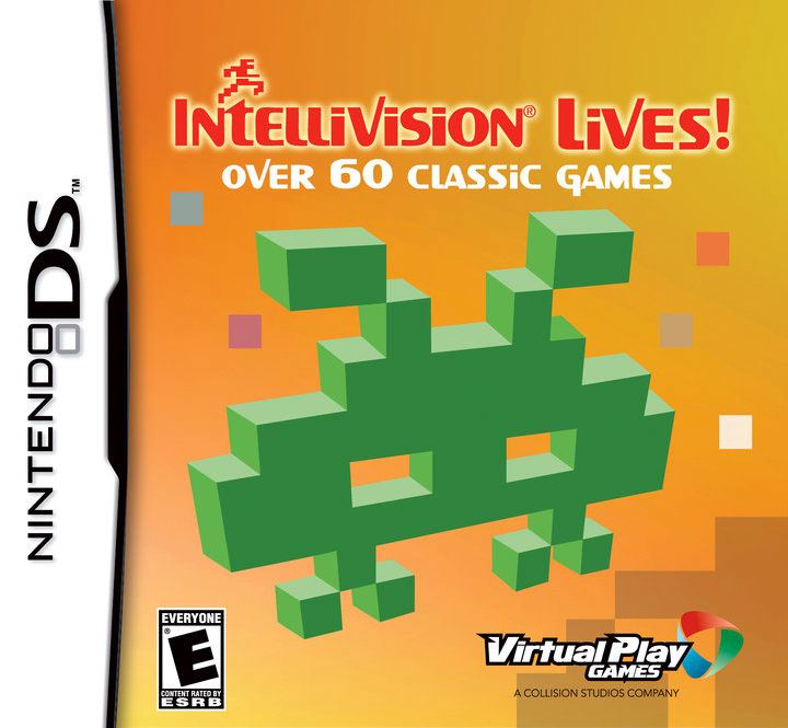 Intellivision Lives for Nintendo DS