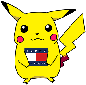 Pikachu or Tommy?