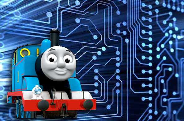 Thomas the electrical engineer