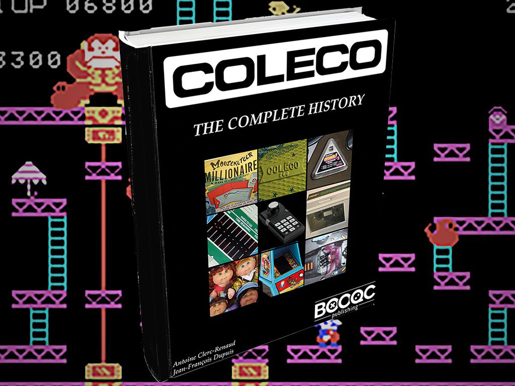 Coleco - The Complete History book