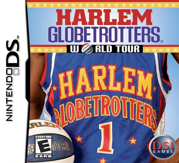 Harlem Glo9betrotters World Tour video game