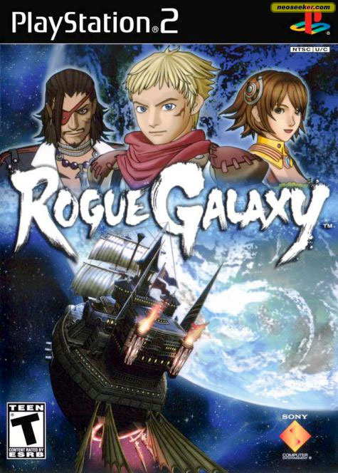 Rogue Galaxy for PS2