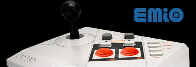 original NES Advantage joystick