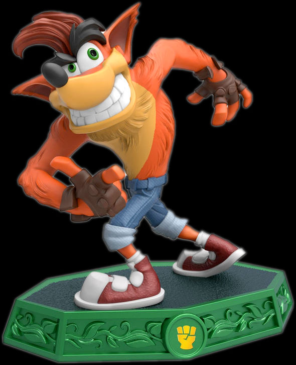 Skylander Imaginators Crash Bandicoot