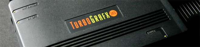 Konami filed a new trademark for TurboGrafx