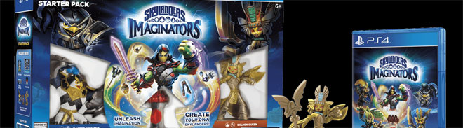 Skylander Imaginators game