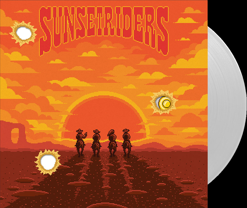 Sunset Riders arcade game soundtrack